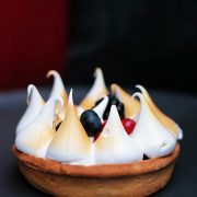 Black Forest Meringue