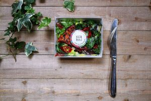 Salm Box Lunch by Heftiba