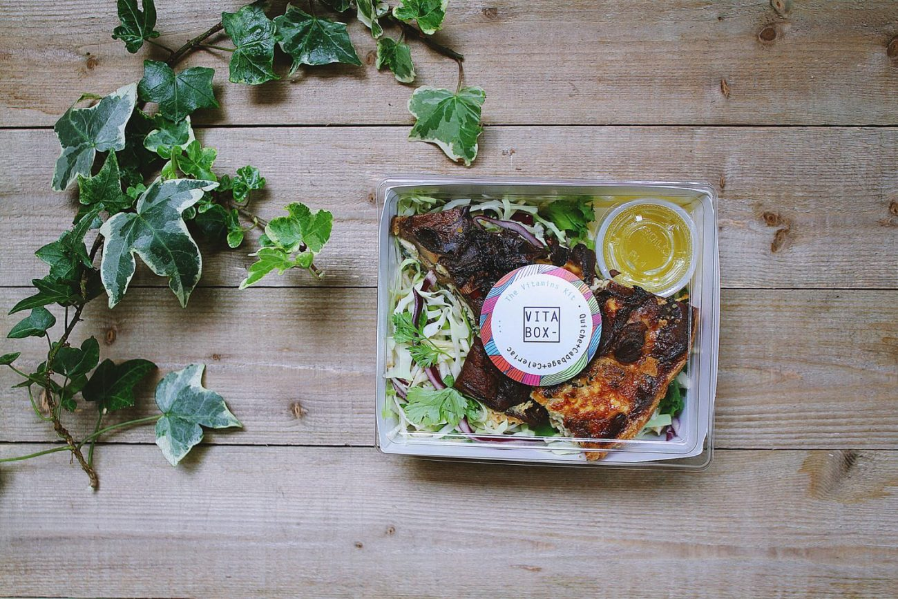 Vita Box Lunch by Heftiba